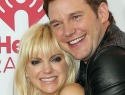Chris Pratt gets ooey-gooey lovey-dovey over Anna Faris