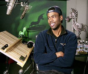 Chris Rock discusses Madagascar