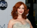 Christina Hendricks offended at being called full figured
