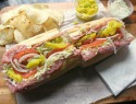 The Perfect Old-School Italian Hoagie Sandwich, Done Right