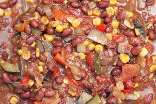 Vegeterian Chili