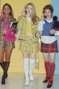 Stacey Dash, Alicia Silverstone and Brittany Murphy in Clueless