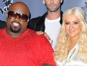 Confirmed: CeeLo Green, Christina Aguilera back for The Voice