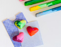 Upcycle Old Crayons Into Fun Shapes With This Easy DIY