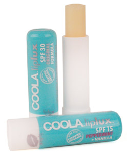 Coola LipLux SPF lip treatment