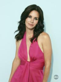 Courteney Cox chats