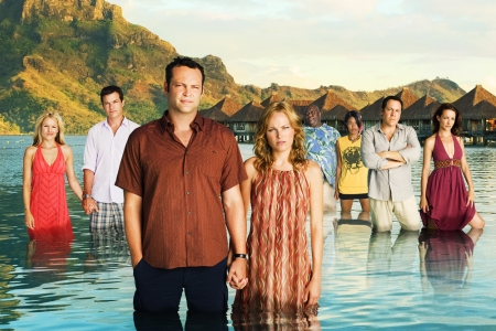 Couples Retreat cast takes a 'vacation'