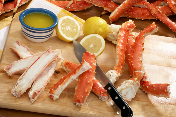 Low-carb crab recipes