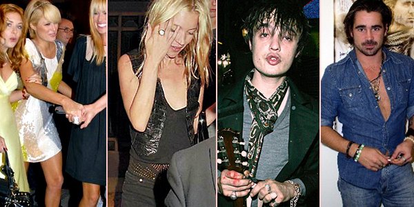 celebs and drugs