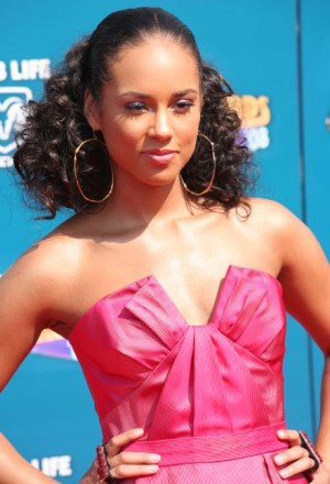 Alicia shines at the 2008 BET Awards