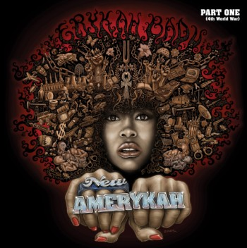 Erykah's latest is pure honey