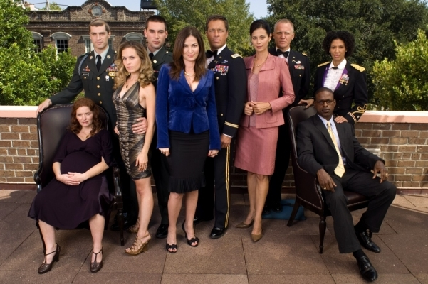 An Army wife talks Army Wives