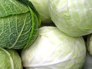 GET CREATIVE WITH CABBAGE