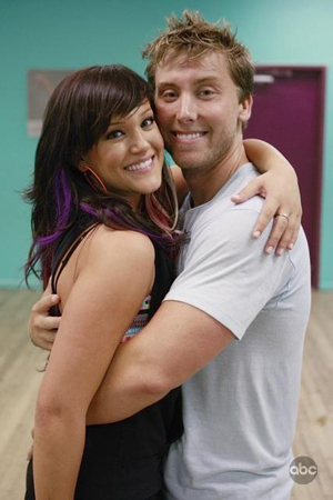 Lance and Lacey highlight Dancing's new cast