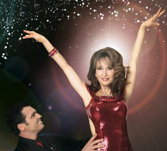 Susan Lucci gives Dance a whirl