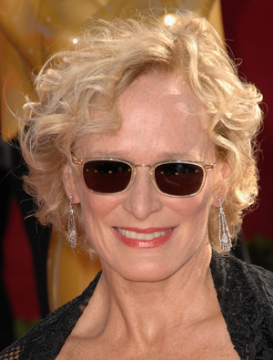 Emmy winner Glenn Close dazzles on the red carpet
