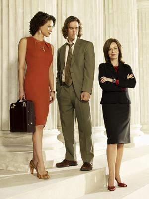 Gloria, Mark David and Jane