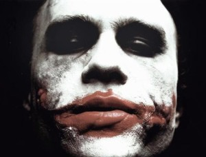 Heath Ledger's final role