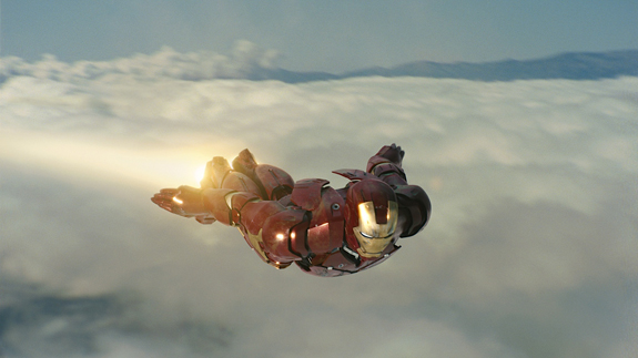 Iron Man soars onto DVD with 4 hours of bonus materials