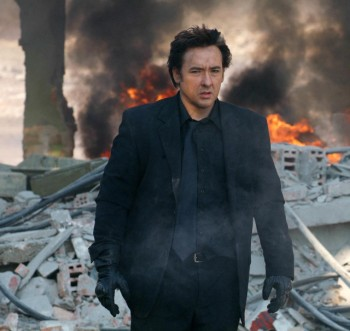 John Cusack talks to SheKnows about War, Inc.