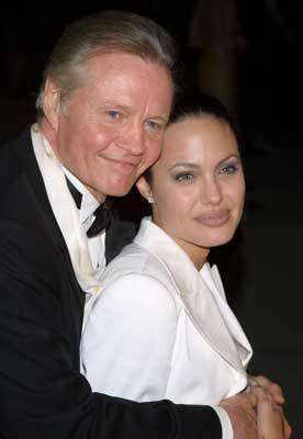 Angelina's dad talks twins!
