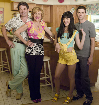 Kath and Kim's comedic cast
