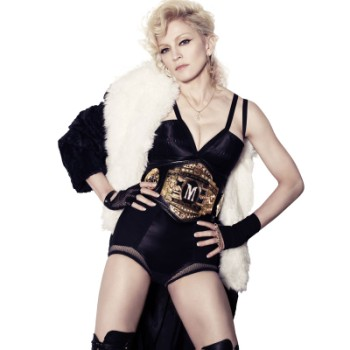 Madonna's ready for some 'Hard Candy'