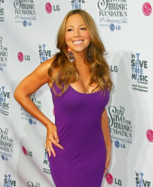 Mariah is now the number-one hit leader