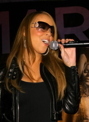 Mariah hits number one - again!