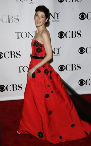 The War, Inc star looked gorgeous at the Tony's
