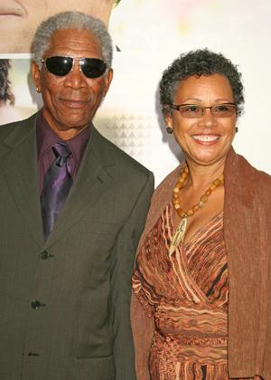 Morgan Freeman divorce shocker