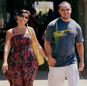 Nelly Furtado couple