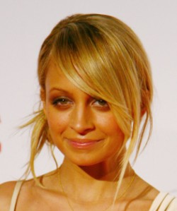 One of Nick's clients, Nicole Richie
