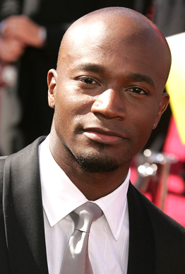 Taye at last year's Emmy awards