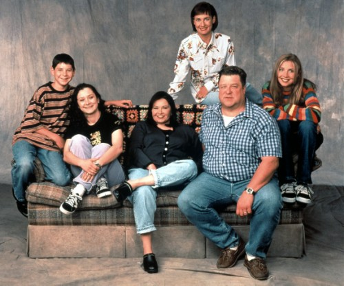 Roseanne got it done