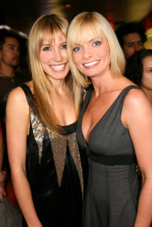 Sarah and good friend, Jamie Pressley
