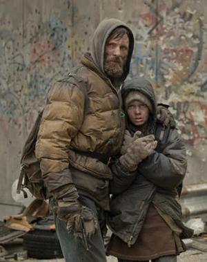 Viggo fights to save his son