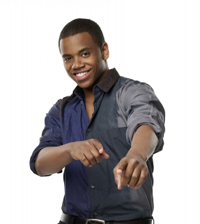 Tristan plays Shenae's brother Dixon