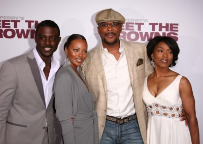 Meet Tyler Perry and his cast