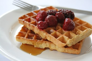 Waffle making made easy