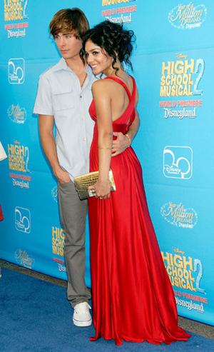 HSM's golden couple