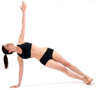 Pilates T stand