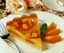 Apricot and Almond Tarte