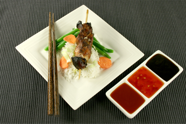 Asian Grilling Secrets