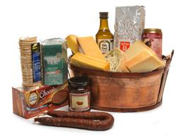 Assorted Food Basket