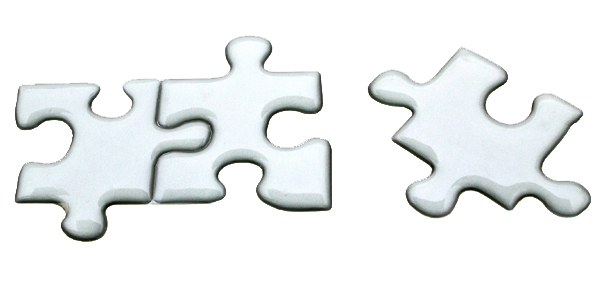 Mercury Puzzle Pieces