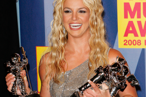 Is Britney making a comeback?