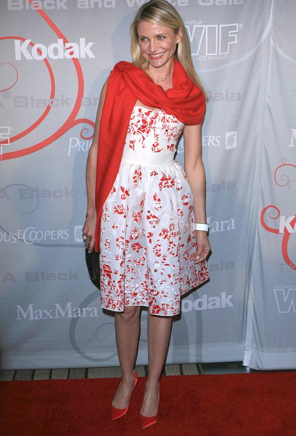 cameron diaz dresses. Cameron Diaz