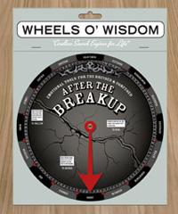 Breakup Wheel O' Wisdom