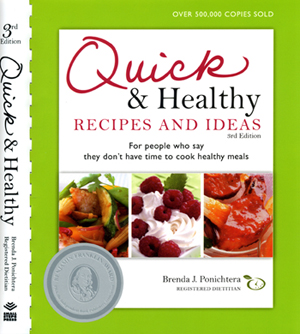 Quick & Healthy Recipes and Ideas